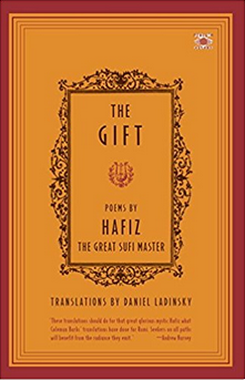 Cover of The Gift, by Hafiz.
